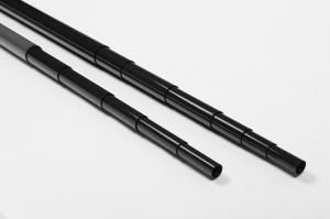 China high stiffness 100% carbon fiber waterfed Long reach pole for window cleaning on sale