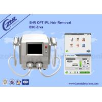 China Portable Ipl Machine For Skin Rejuvenation / Permanent Hair Removal Device on sale