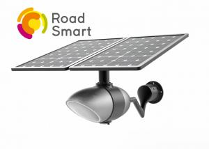 China Road Smart Solar LED Wall Light Music Play Function For Garden Park RS-BF25-BA on sale