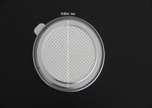 China 83mm Food Grade Round Aluminium Foil Lids for tin can , alu foil EOE on sale