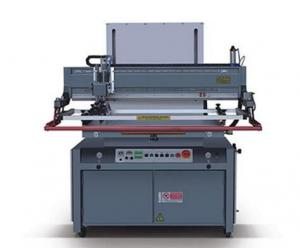 China LC-750II/960II/1280II PCB Screen printing graphic objects PGB container screen printer china plastic,glass,ceramic on sale