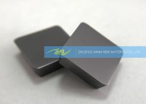 China Positive Square Carbide Lathe Inserts SPKN1504 For Die Blank Roughing Face Milling on sale