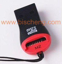 China M2+ MicroSD 2in1 card reader on sale