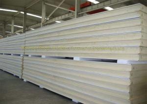 China Seismic Resistance Insulated Steel Panels Cold Room / Cold Storage on sale
