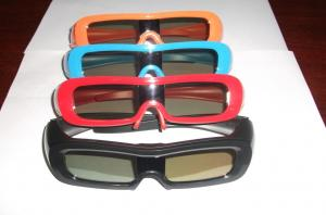 China PC Plastic Frame Bluetooth Universal Active Shutter 3D TV Glasses Samsung Sony on sale