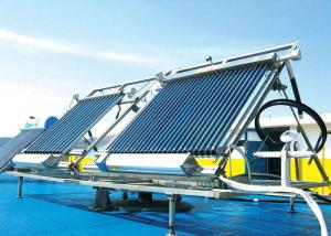 China la mayoría del calentador de agua solar de la pantalla plana popular on sale