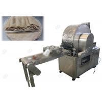 Round Kisra Injera Making Machine , Henan GELGOOG Machinery Max Diameter 280mm