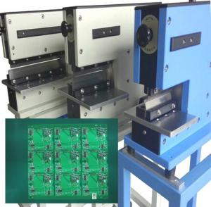 China PCB Depanelzer For Rigid PCB Board Panel PCB Cutting Separator on sale