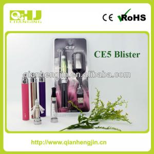 China 2014 New Hot Best Quality ego CE5 Blister Kit E Cigarett CE5 on sale