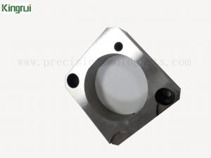 China KR016 Four Holes Precision Automotive Parts DC53 Material 58 - 60 HRC Hardness on sale