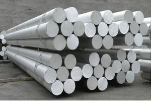 China Silver 7075 Extruded Aluminum Bar , Extruded Aluminium Bar High Elongation on sale
