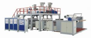 China 1500 Mm Fully Automatic Bubble Film Making Machine Extrusion Output 50 Kg/H on sale