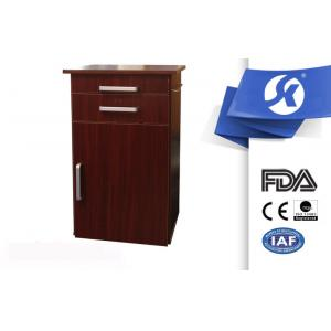 China Modern 3 Drawer Bedside Cabinet  , Medication Cabinet With Drawers on sale