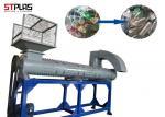 Plastic PET Bottle Washing Recycling Machine PET Bottle Label Removing Machine