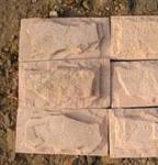 pedra do cogumelo, revestimento da parede, pedra natural, quartzito, ardósia