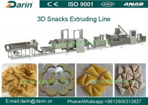China 3d/2D Pellet Snack Extruding production Line/machinery on sale