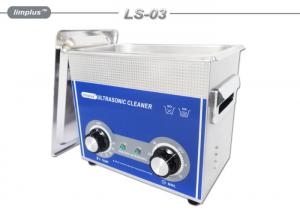 China Limplus 3L Circuit Board Ultrasonic Cleaner with Stainless Steel Basket LS-03 on sale