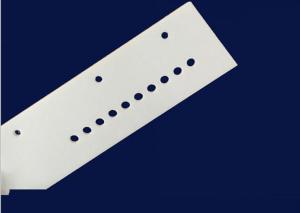 China Thermal Conductive Porous Alumina Ceramic Plate Alumina Substrate for Heatsink on sale