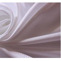 China Polyester Microfiber Fabric Peach Finished white color 85 gsm on sale