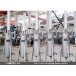Filtro automático de filtro de água do aço carbono/água da gravidade para o ambiente mau