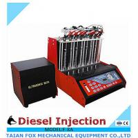 F-8A Gasoline Injector Tester&Cleaner for 8 cylinders