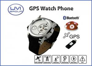 China PT202E Swiss Movet Remote Monitoring Personal GPS+ AGPS Dual Mode Wrist Watch Phone Tracker on sale