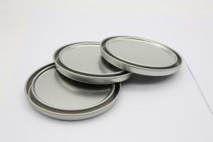 China Accurate Size Can Ends , Metal Candle Lids Beautiful Smooth Surface on sale