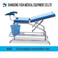 A45 Gynecological examination bed