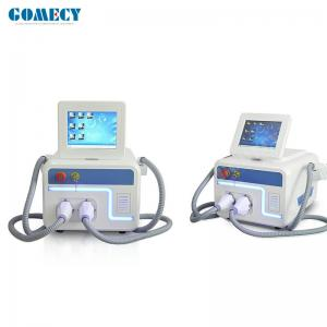 China Big Spot Size Ipl Beauty SHR Laser Hair Removal Machine on sale