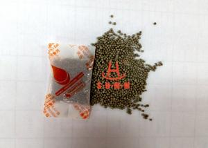 China Anti Corrosion Montmorillonite Desiccant , Food Grade Desiccant Packets on sale