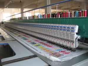 China Super Multi-head (90heads) Computerized Embroidery Machine on sale