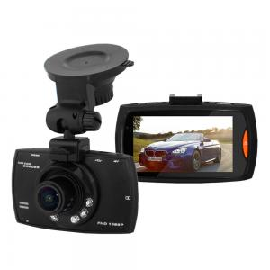 China Night Vision Dual Camera Car DVR Recorder CMOS Sensor 2.7 Inch 12MP on sale