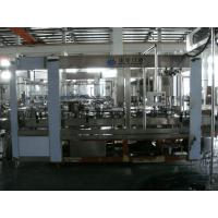 China 2000bph 3 in 1 Bottle Filling Equipment / Production Line For Coca-Cola , Sprite on sale