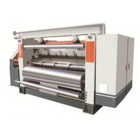 Full Automatic Corrugated Cardboard Box Making Machine single facer machine