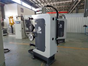 China Industrial Robotic Grinding Cell , CNC Buffing Machine For Sanitary Faucet on sale