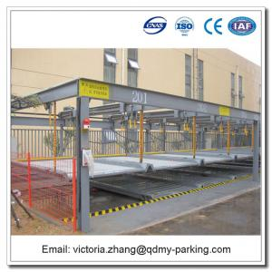 China Double Level Automated Car Parking System on sale