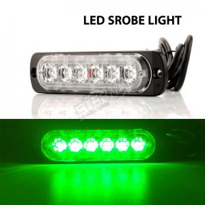 "China 4.3"" 12W LED strobe emergency light wholesale"
