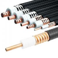 China Micro Corrugated Copper Tube Coaxial Cable For Microwave Telecommunication\ on sale