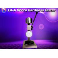 China LX - A Shore Hardness Tester Rubber Testing Equipments Convenient To Operate on sale