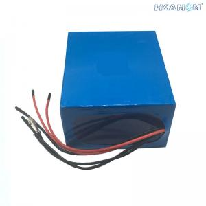 China Rechargeable NMC / Lifepo4 72v Battery Pack 20ah High Performance Deep Cycle on sale