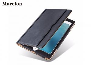 China Durable Leather Ipad Air Case / Apple Ipad Air 2 Smart Case With Wallet Stand on sale