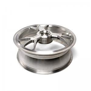 China Cnc Machining Aluminium Auto Parts Car Wheel Motor High Performance on sale