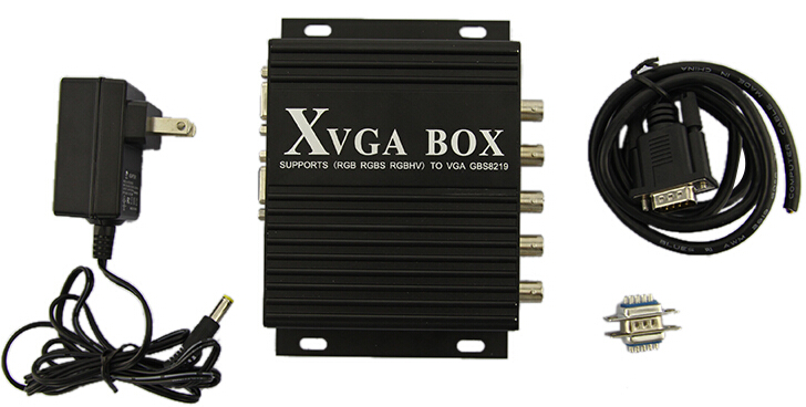 XVGA box replace Siemens monitor to LCD for 6FC4600-0AR50 6FC5103-0AB01 SC-1200