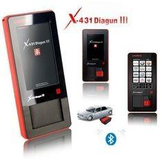 China Original Launch X431 Scanner X431 DIAGUN III Diagnostic Tool 400 MHz ARM9 CPU on sale