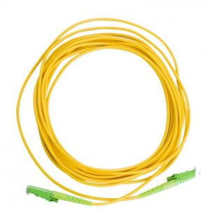 China E2000 Network Patch Cord Optical fiber patch cord Pigtail Yellow orange Aqua on sale