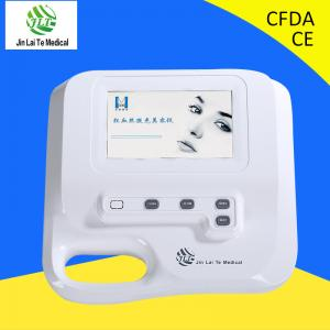 China 15W diode laser 980nm portable vascular vein stopper facial spider vein / laser vascular removal machine / laser on sale