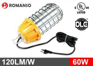 China Super Bright 60 Watt DLC LED Corn Light / 2835 Smd LED Temporary Work Light on sale