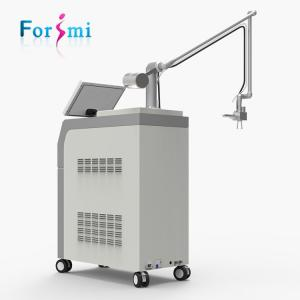 China Professional high efficient 40w laser power 10.4 inch LCD touch screen fractional ablative laser resurfacing for sale on sale
