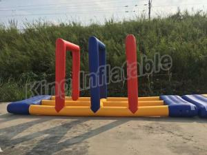 China Funny Hot Welding Inflatable Water Toy  Inflatable Swing For Lake Or Sea on sale