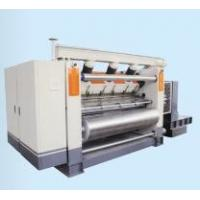 Single Facer Corrugated Machine Fingerless Vacuum Suction Type High Speed